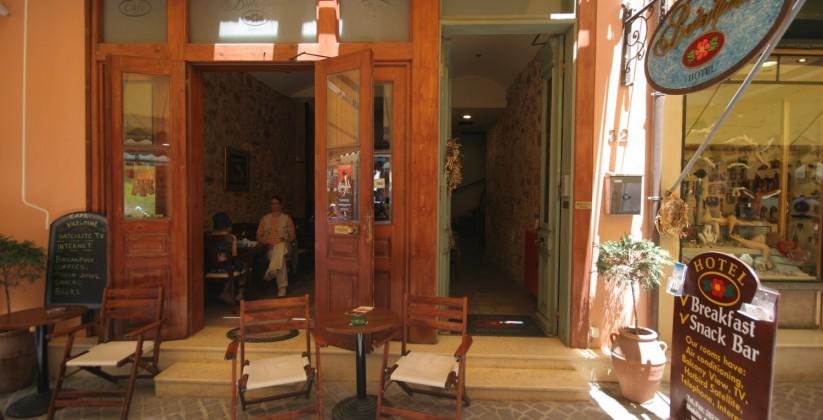 Vilelmine  Hotel Chania 162