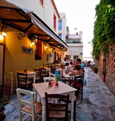 Enetikon Tavern -Restaurant Old Town Chania crete