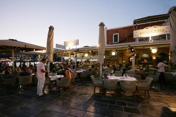 Remezzo Restaurant Cafe